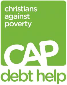 CAP debt logo